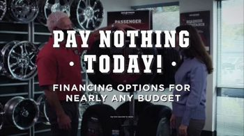 Big O Tires TV Spot, 'Buy Three, Get One Free: Pay Nothing Today' - Thumbnail 8