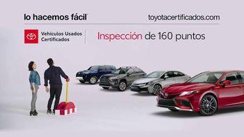 Toyota Vehículos Usados Certificados TV Spot, 'Mira esto' [Spanish] [T2]