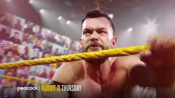Peacock TV TV Spot, 'NXT Takeover: Stand & Deliver Night 2' - Thumbnail 3