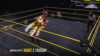 Peacock TV TV Spot, 'NXT Takeover: Stand & Deliver Night 2' - Thumbnail 6