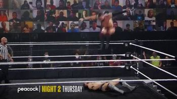 Peacock TV TV Spot, 'NXT Takeover: Stand & Deliver Night 2' - Thumbnail 7