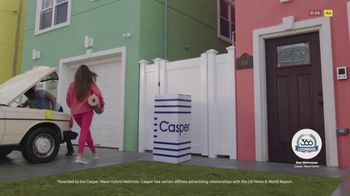 Casper Spring Sale TV Spot, 'Delivering Better Sleep: Mattresses' - Thumbnail 4