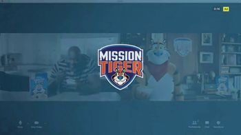 Frosted Flakes TV Spot, 'Mission Tiger: Tit-for-Tat' Featuring Shaquille O'Neal - Thumbnail 4