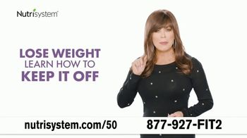 Nutrisystem 50/50 Deal TV Spot, \'Take Care of You: Save 50%\' Featuring Marie Osmond
