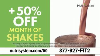 Nutrisystem 50/50 Deal TV Spot, 'Take Care of You: Save 50%' Featuring Marie Osmond - Thumbnail 5