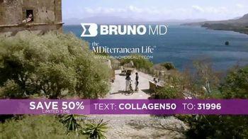 Bruno MD TV Spot, 'Advanced Collagen Health: Save 50%' - Thumbnail 10