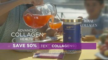 Bruno MD TV Spot, 'Advanced Collagen Health: Save 50%'