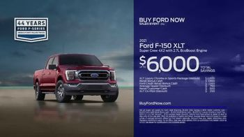 Buy Ford Now Sales Event TV Spot, 'Buy Now: Trucks' [T2] - Thumbnail 7