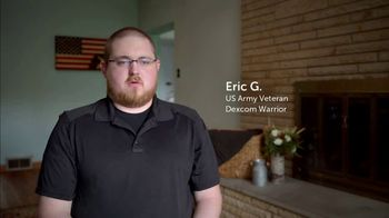 Dexcom G6 TV Spot, 'Veterans: Eric'