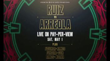 Premier Boxing Champions TV Spot, 'Ruiz vs. Arreola' - Thumbnail 9
