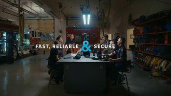 AT&T Inc. TV Spot, 'Connect & Serve' - Thumbnail 10