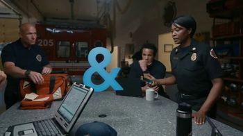 AT&T Inc. TV Spot, 'Connect & Serve' - Thumbnail 5