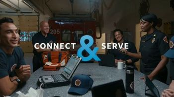 AT&T Inc. TV Spot, 'Connect & Serve' - Thumbnail 8
