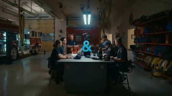 AT&T Inc. TV Spot, 'Connect & Serve' - Thumbnail 9