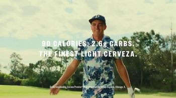 Corona Premier TV Spot, 'Lime in One' Featuring Ricky Fowler - Thumbnail 6
