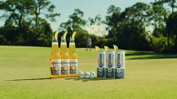 Corona Premier TV Spot, 'Lime in One' Featuring Ricky Fowler