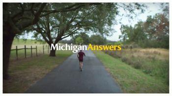 Michigan Medicine TV Spot, 'Michael's Michigan Answer: Advanced Pancreatic Cancer Treatment' - Thumbnail 10