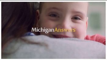 Michigan Medicine TV Spot, 'Carter's Michigan Answer: Fetal Surgery for Spina Bifida' - Thumbnail 10