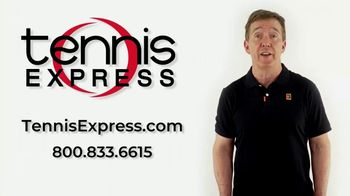 Tennis Express TV Spot, 'Spring Gear' - Thumbnail 10