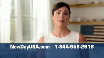 NewDay USA RefiPLUS TV Spot, 'Huge News: Interest Rates Near Record Lows' - Thumbnail 5