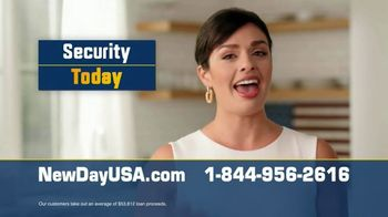NewDay USA RefiPLUS TV Spot, 'Huge News: Interest Rates Near Record Lows' - Thumbnail 7