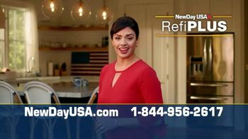 NewDay USA RefiPLUS TV Spot, 'Exciting News: Get Security Today' - 157 commercial airings