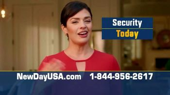 NewDay USA RefiPLUS TV Spot, 'Exciting News: Get Security Today' - Thumbnail 5