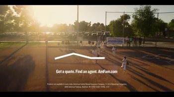 American Family Insurance TV Spot, 'Little League Daydream' Featuring Christian Yelich - Thumbnail 10