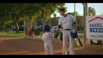 American Family Insurance TV Spot, 'Little League Daydream' Featuring Christian Yelich - Thumbnail 2