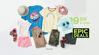 Kohl's TV Spot, 'Epic Deals: Spring Tops, Sandals and Bedding' - Thumbnail 4