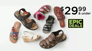 Kohl's TV Spot, 'Epic Deals: Spring Tops, Sandals and Bedding' Song by Oh, Hush! - Thumbnail 5