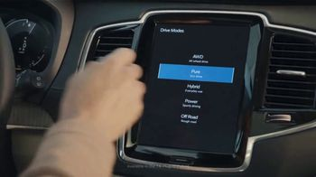 Volvo XC90 TV Spot, 'Drive the Future' [T1] - Thumbnail 7