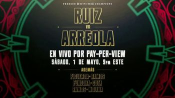 FOX Sports TV Spot, 'Ruiz vs. Arreola' [Spanish] - Thumbnail 9