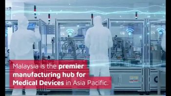 Malaysian Investment Development Authority TV Spot, 'Asia's Hub for Medical Devices' - Thumbnail 3