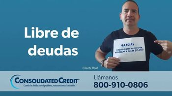 Consolidated Credit Counseling Services TV Spot, 'Aquí para ayudarte' [Spanish] - Thumbnail 6