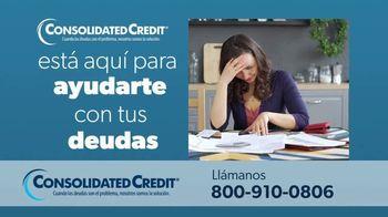 Consolidated Credit Counseling Services TV Spot, 'Aquí para ayudarte' [Spanish]