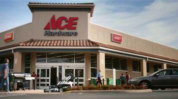 ACE Hardware TV Spot, 'Your Backyard: Top Brands' - Thumbnail 1