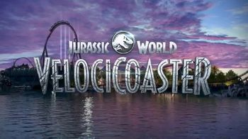Universal Orlando Resort TV Spot, 'El VelociCoaster' [Spanish]