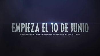 Universal Orlando Resort TV Spot, 'El VelociCoaster' [Spanish] - Thumbnail 9