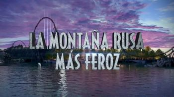 Universal Orlando Resort TV Spot, 'El VelociCoaster' [Spanish] - Thumbnail 7