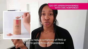 Your Super TV Spot, 'Naturally Reduces Symptoms'