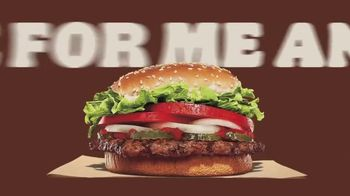 Burger King Buy One, Get One For $1 TV Spot, 'One For Me' - Thumbnail 2