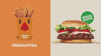 Burger King Buy One, Get One For $1 TV Spot, 'One For Me' - Thumbnail 5