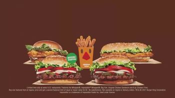 Burger King Buy One, Get One For $1 TV Spot, 'One For Me' - Thumbnail 6