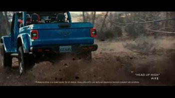 Jeep TV Spot, 'No Limits' Song by FITZ [T1] - Thumbnail 1