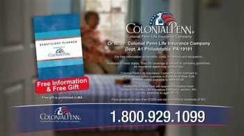 Colonial Penn TV Spot, 'The Worry Box: Free Beneficiary Planner' - Thumbnail 10