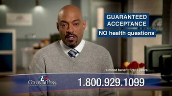 Colonial Penn TV Spot, 'The Worry Box: Free Beneficiary Planner' - Thumbnail 7
