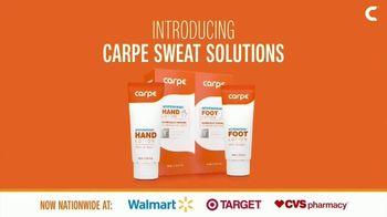 Carpe Sweat Solutions TV Spot, 'Real Customers: Stores' - Thumbnail 3
