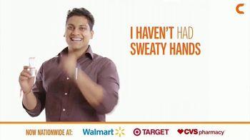 Carpe Sweat Solutions TV Spot, 'Real Customers: Stores' - Thumbnail 4