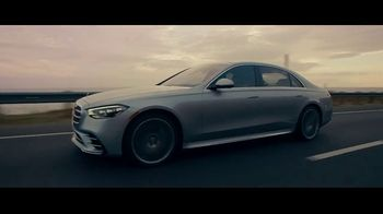Mercedes-Benz S-Class TV Spot, 'Thinking' Featuring Alicia Keys [T1]
